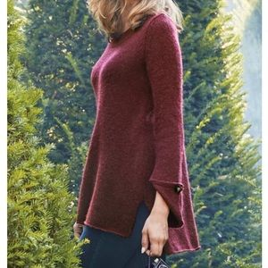 NWT Soft Surroundings Haleigh sweater